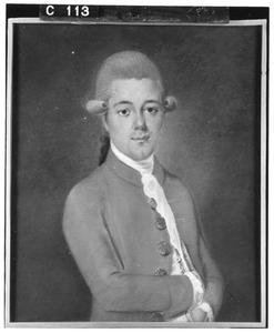Portret van Willem Engelen (1754-1837)