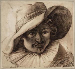 Portret van Gillis van Breen (ca. 1560-in of na 1602)
