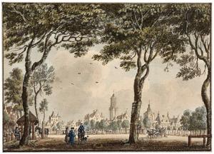Het Vredenburg in Utrecht