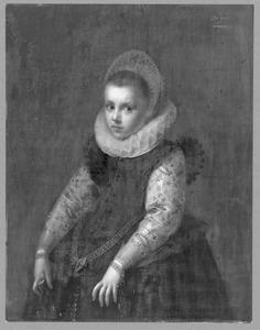 Portret van Fourmenois (1600- )
