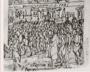 Apollonius van Tyana voorspelt de vrijlating van een ter dood veroordeelde man