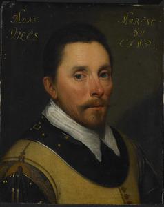 Portret van Joost de Zoete de Laeke ( -1589)