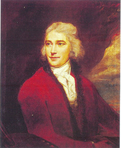 Portret van Sir Francis Bourgeois (1756-1811)