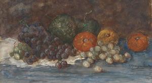 Druiven, kalebas en andere vruchten