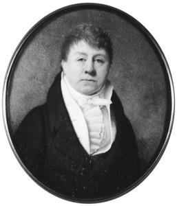 Portret van Joan George Matthes (1757-1818)