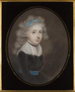 Portret van Anna Jacoba Dumas (1766-1825)