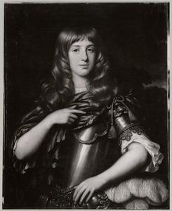Portret van Frederik Willem van Wassenaer (1658- )