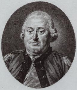 Portret van Cornelis Redelijkheyt (1728-1788)