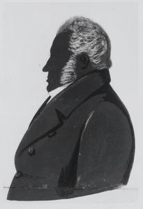 Portret van Jan Antony Taets van Amerongen (1805- )