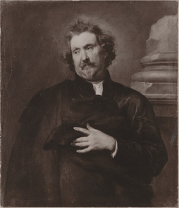 Portret van de graveur Karel van Mallery (1571-1635)