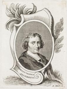Portret van Gerbrand van den Eeckhout (1621-1674)