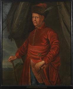 Portret van Johann Ludwig Hektor graaf van Isolani (1586-1640)