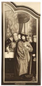 De weigering van het offer van Joachim