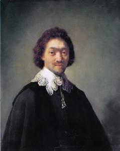 Portret van Maurits Huygens (1595-1642)