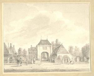 Huis Vanenburg te Putten