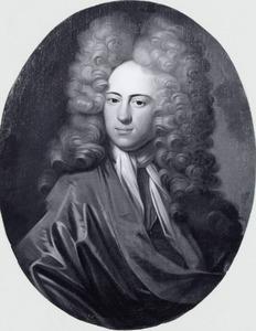 Portret van Adam Jacob Smits (1685-1742)