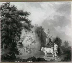 Landschap met Mercurius, Argus en Io