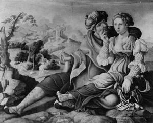 Juda en Thamar