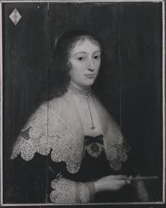 Portret van Florentina Valckenaer (1601-1642)