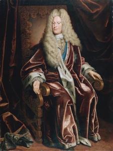 Portret van Herzog Anton Ulrich von Braunschweig (1633-1714)