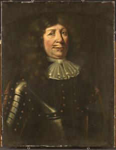 Portret van Carel Rabenhaupt von Sucha (1602-1675)
