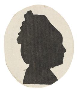 Portret van een vrouw, mogelijk Samuelle Theophile Smits (1738-1803)