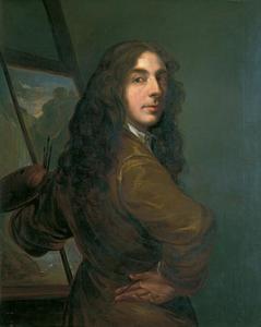 Zelfportret van Thomas Barker (1769-1849)