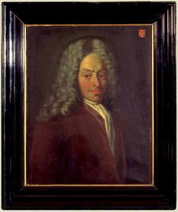 Portret van Jacob de Neufville (1668-1730)