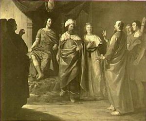Paulus voor koning Agrippa, Festus en Berenice