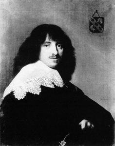 Portret van Mattheus Stilte (....-....)