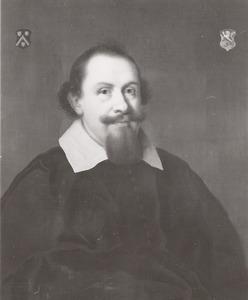 Portret van een man, mogelijk Gothard Hattingh