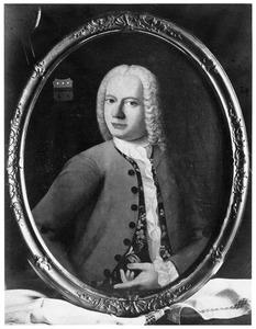 Portret van Adriaan Wittert van Valkenburg (1714-1759)