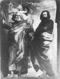 De apostels Petrus en Paulus