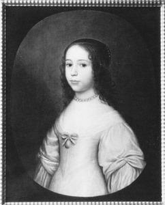 Portret van Louise Henriette van Oranje- Nassau (1627-1667)
