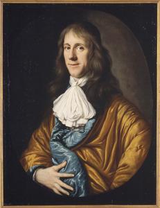 Portret van Johan Thiens (....-1665)