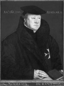 Portret van Wolter van Byler (1504-1560)