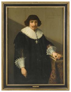 Portret van Willem van Kerckhoven (....-1681)