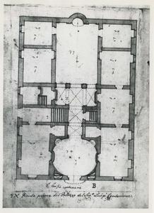 Palazzo Podestà: Grondplan