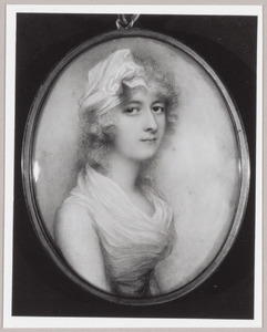 Portret van Charlotta Francisca gravin Bentinck (1768-1850)