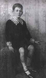 Portret van Freericks (1895- )