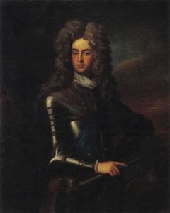 Portret van Arnold Joost van Keppel (1669-1718)