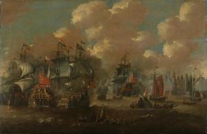 Zeeslag in de Sont, 8 november 1658