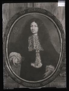 Portret van Maurits le Leu de Wilhem (1643-1724)