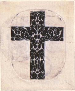 Geornamenteerd kruis