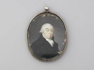 Portret van Dirk Spierejee (1735- )