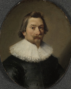 Portret van Cornelis Samuelsz. van Esch (?-1656)