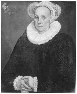 Portret van Maria Claesdr Gaeff (1549-1633)