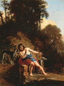 Narcissus bij de bron