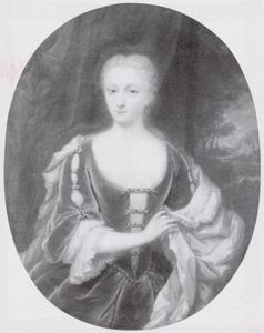 Portret van Anna Johanna du Buisson (1702- )