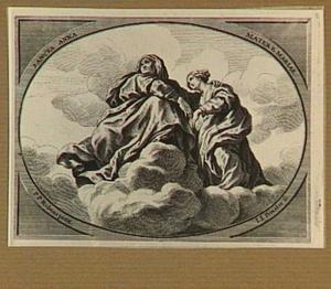 Heilige Anna en de Maagd